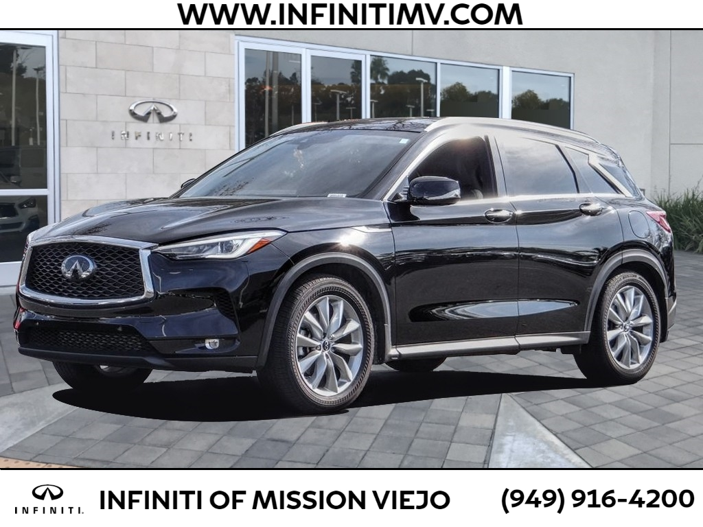 Pre-Owned 2019 INFINITI QX50 ESSENTIAL FWD
