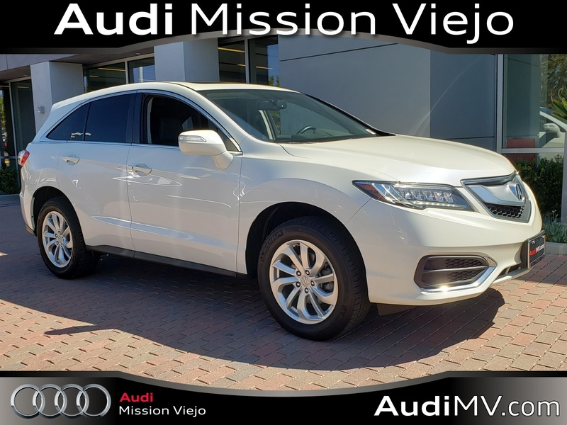 Acura Mission Viejo >> Pre Owned 2017 Acura Rdx Base