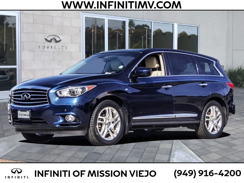 Pre-Owned 2015 INFINITI QX60 FWD 4DR