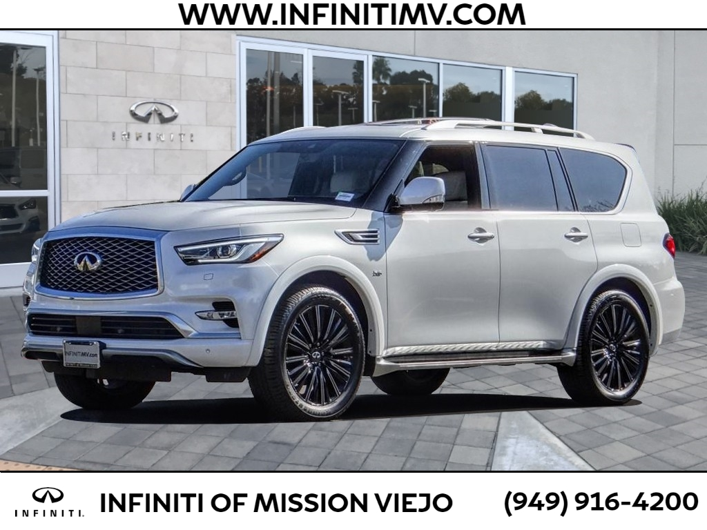 Certified Pre-Owned 2019 INFINITI QX80 LIMITED AWD