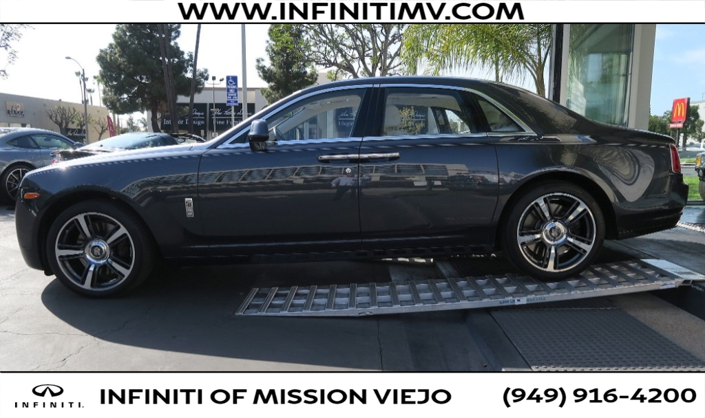 Used Rolls Royce Ghost Mission Viejo Ca
