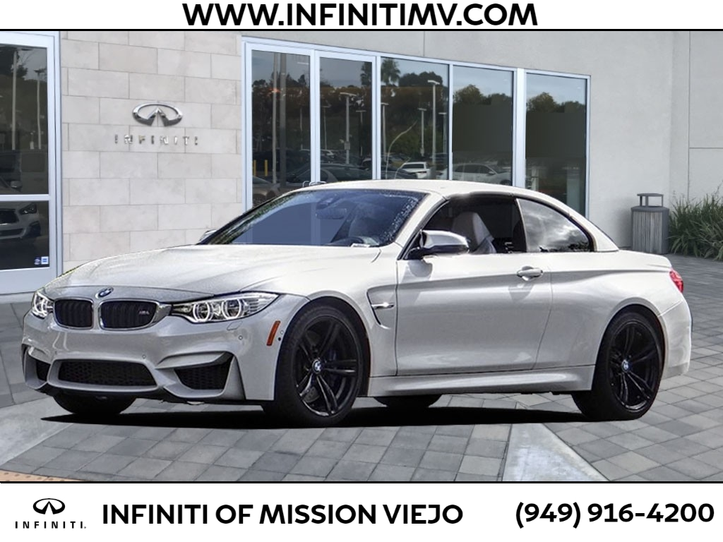Pre-Owned 2015 BMW M4 2dr Conv