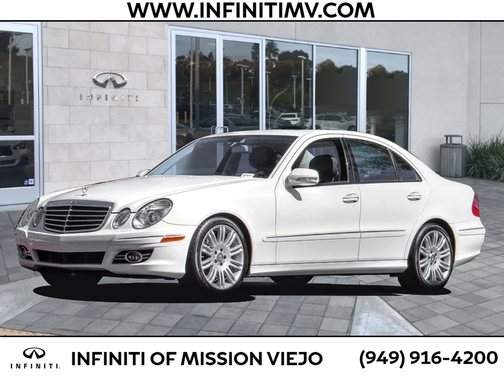 Pre-Owned 2008 Mercedes-Benz E-Class 4dr Sdn Luxury 3.5L RWD