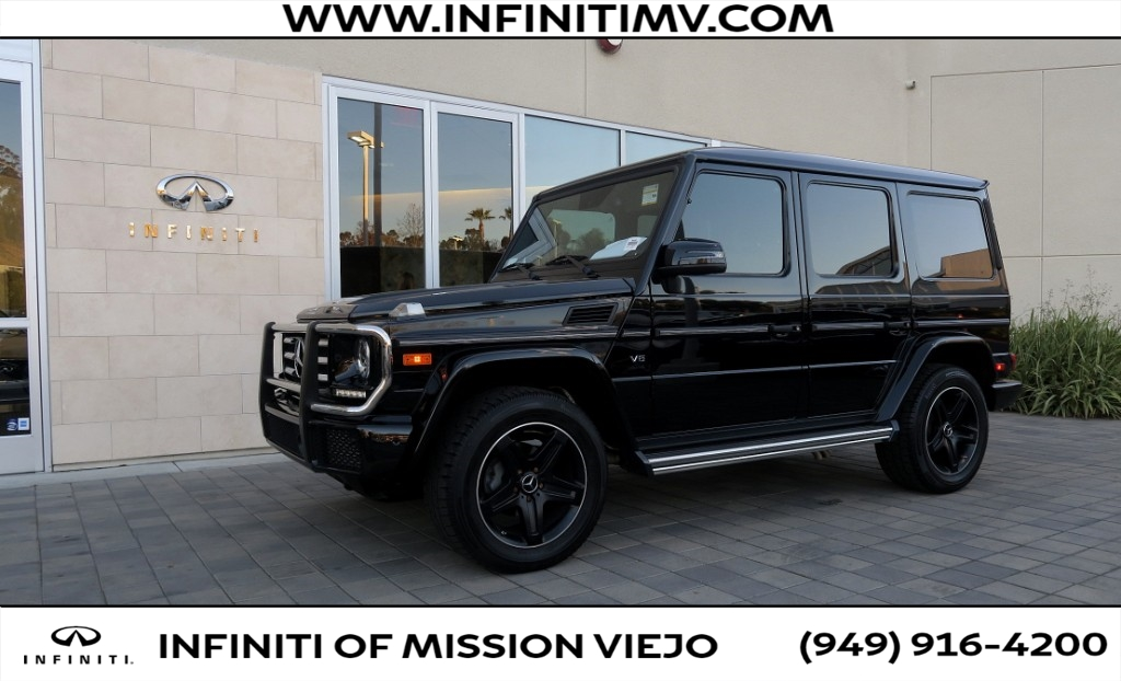 Pre-Owned 2018 Mercedes-Benz G-Class G 550 4MATIC® SUV