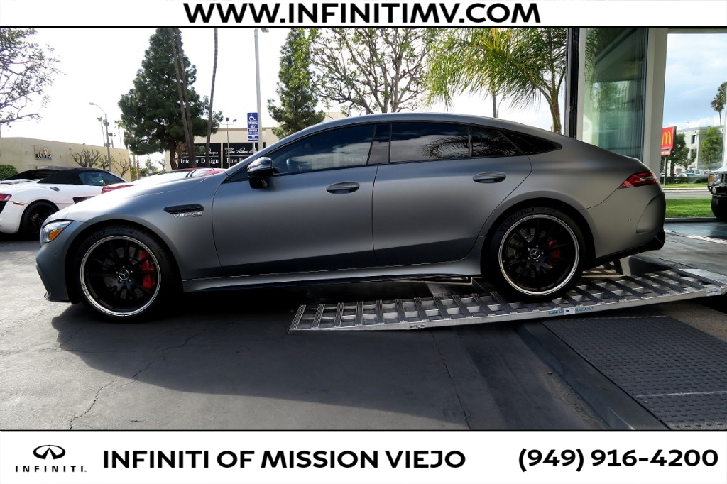 Pre-Owned 2019 Mercedes-Benz AMG® GT AMG® GT 63 4-Door Coupe