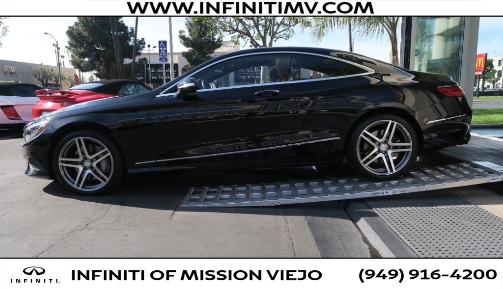 Pre-Owned 2016 Mercedes-Benz S-Class 2dr Cpe S 550 4MATIC®