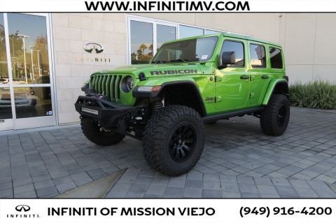 Pre-Owned 2019 Jeep Wrangler Rubicon 4x4