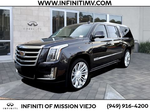 Pre-Owned 2016 Cadillac Escalade ESV 4WD 4dr Premium Collection