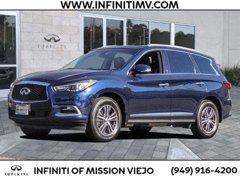 Certified Pre-Owned 2016 INFINITI QX60 FWD 4DR