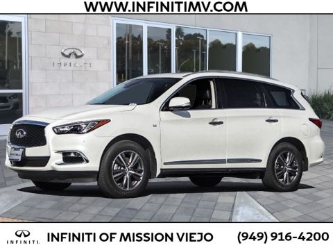 Certified Pre-Owned 2019 INFINITI QX60 LUXE FWD