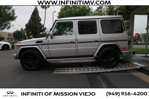 Pre-Owned 2003 Mercedes-Benz G-Class 4dr 4WD 5.0L
