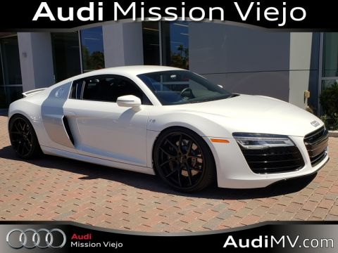 Pre-Owned 2014 Audi R8 5.2